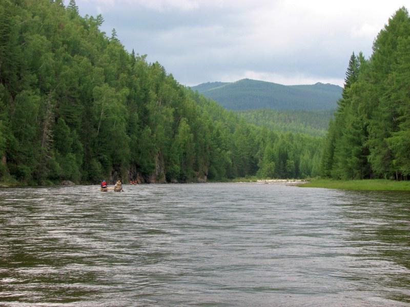 река гутара рыбалка